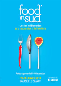 Démonstration de cuisine par le chef Anthony Khalifa au Food In Sud 2018